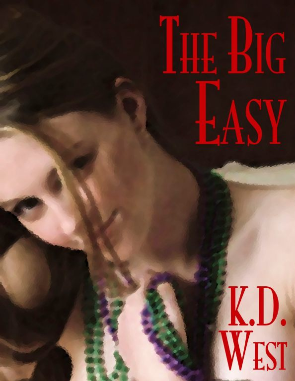 New Cover for The Big Easy?