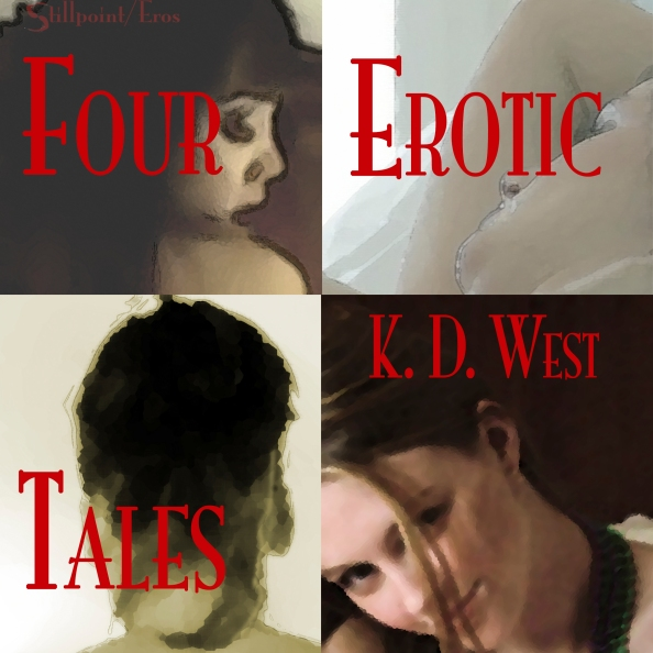 Four Erotic Tales on Sale at Amazon!