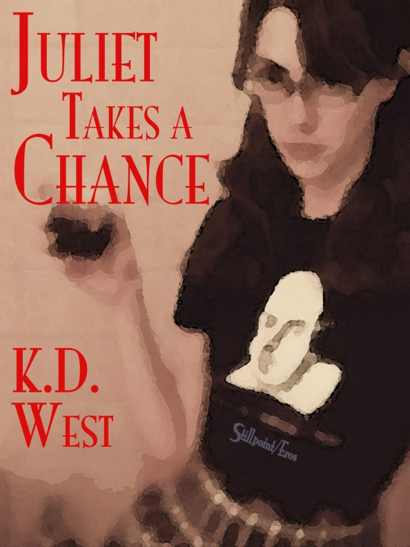 Juliet Takes a Chance cover
