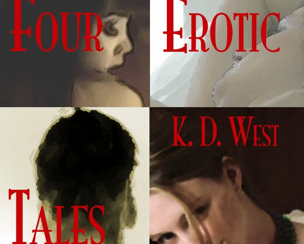 Special: The audiobook of Four Erotic Tales is on sale!