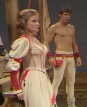 Kate meets Petruchio (from the ACT 1976 DVD)