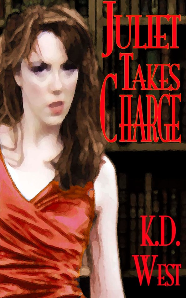 Juliet Takes Charge by KD West/Model: Mary Cyn