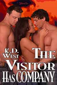 Cover reveal: New cover art for the Visitor series!
