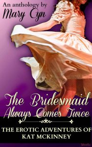 The Bridesmaid Always Comes Twice cover